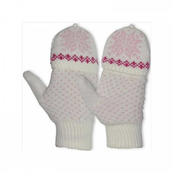 перчатки варежки вязаные Igloos W купить в москве цены